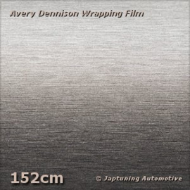 Avery Supreme Wrapping Film Brushed Aluminium Titanium