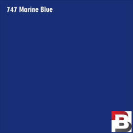 Snijfolie Plotterfolie Avery Dennison PF 747 Marine Blue