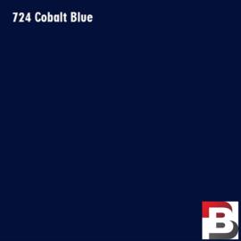 Snijfolie Plotterfolie Avery Dennison PF 724 Cobalt Blue