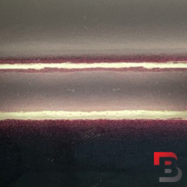 Wrap folie KPMF K75447 Midnight Crimson Bloom Metallic Gloss