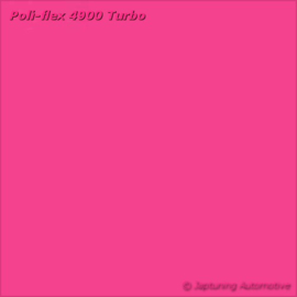 Poli-Flex Turbo Kleding folie -  Fuchsia 4962