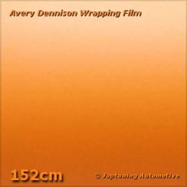 Avery Supreme Wrapping Film Mat Orange