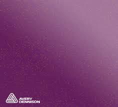Avery Supreme Wrapping Film Blissful Purple Satin Metallic
