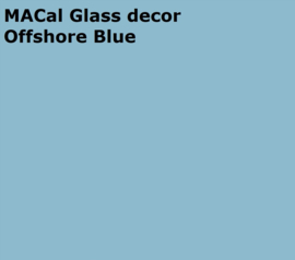 MACal GlassDecor Offshore Blue