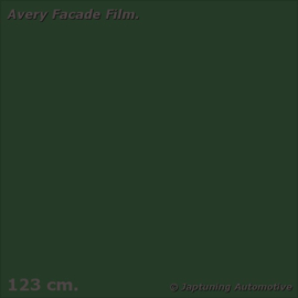 Avery Facade Film Bottle Green Gloss - RAL 6007