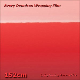 Avery Supreme Wrapping Film Gloss Soft Red