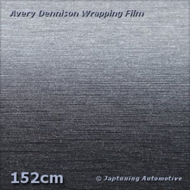 Avery Supreme Wrapping Film Brushed Steel