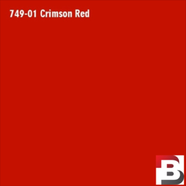 Snijfolie Plotterfolie Avery Dennison PF 749-01 Crimson Reds