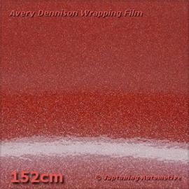 Avery Supreme Wrapping Film Diamond Red