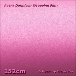 Avery Supreme Wrapping Film Mat Metallic Pink