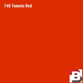 Snijfolie Plotterfolie Avery Dennison PF 748 Tomato Red