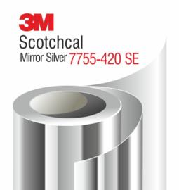 Spiegelfolie 3M Scotchcal 7755SE - 420 Mirror Silver