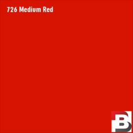 Snijfolie Plotterfolie Avery Dennison PF 726 Medium Reds