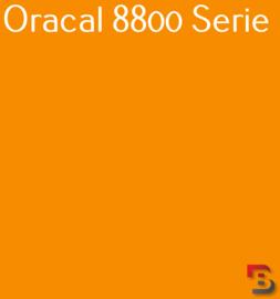 Oracal 8800 Translucent Premium Cast Film 8800-380 Blood Orange