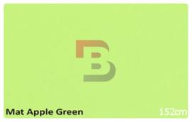 Wrapfolie Mat Licht Groen