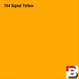 Snijfolie Plotterfolie Avery Dennison PF 704 Signal Yellow