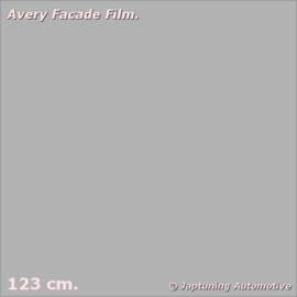 Avery Facade Film White Aluminium Gloss - RAL 9006