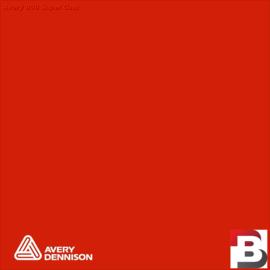 Snijfolie Plotterfolie Avery Dennison SC 925-01 Signal Red