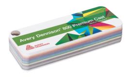 Kleurenwaaier Avery Dennison 800 Serie