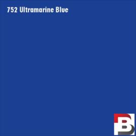 Snijfolie Plotterfolie Avery Dennison PF 752 Ultramarine Blue