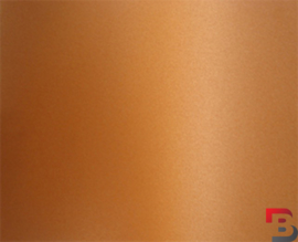 Wrap folie 3M 2080 M229 Matt Copper Metallic