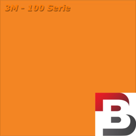 Snijfolie Plotterfolie 3M - 100-717 Light Orange