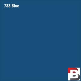 Snijfolie Plotterfolie Avery Dennison PF 733 Blue