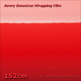 Avery Supreme Wrapping Film Gloss Red