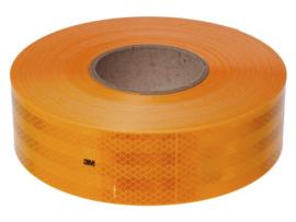 3M 983-71 Yellow 50mtr. x 55mm (voor harde ondergronden)
