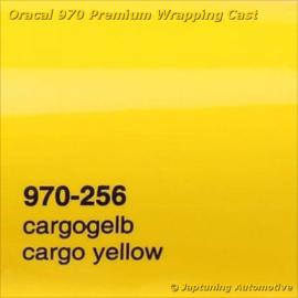 Wrap Folie Oracal Premium 970-256 - Cargo Geel
