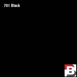Snijfolie Plotterfolie Avery Dennison PF 701 Black