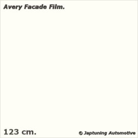Avery Facade Film Pure White Gloss - RAL 9010