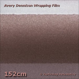 Avery Supreme Wrapping Film Glossy Metallic Brown