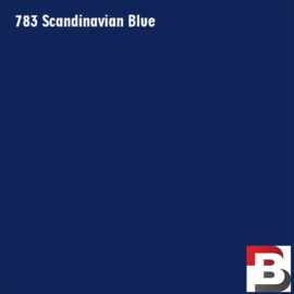 Snijfolie Plotterfolie Avery Dennison PF 783 Scandinia Blue