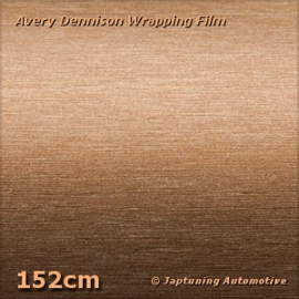 Avery Supreme Wrapping Film Brushed Aluminium Bronze