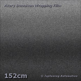 Avery Supreme Wrapping Film Mat Satin Metallic Charcoal