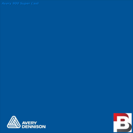 Snijfolie Plotterfolie Avery Dennison SC 912 Gentian Blue