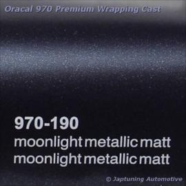 Wrap Folie Oracal Premium 970-190 - Mat Maanlicht Metallic