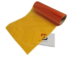 Tint wrap folie Oranje