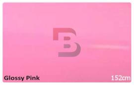 Wrapfolie Glans Roze
