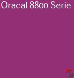 Oracal 8800 Translucent Premium Cast Film 8800-422 Mulberry