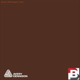 Snijfolie Plotterfolie Avery Dennison SC 915 Mahogany Brown