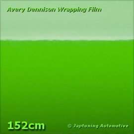 Avery Supreme Wrapping Film Gloss Grass Green