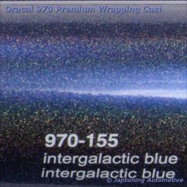 Wrap Folie Oracal Premium 970-155 - Intergalactische Blauw