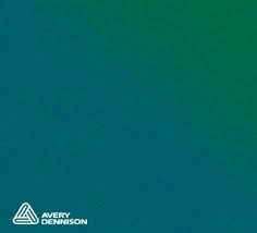 Avery Supreme Wrapping Film Cool Teal Satin Metallic