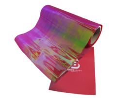 Tint wrap folie Kameleon Rood Colorflow