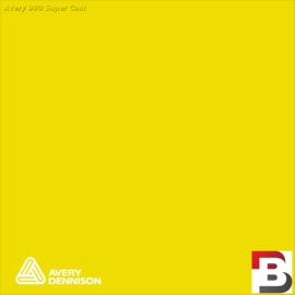 Snijfolie Plotterfolie Avery Dennison SC 972-01 Lemon