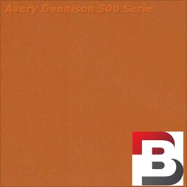 Snijfolie Plotterfolie Avery Dennison 548 Nut Brown