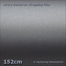 Avery Supreme Wrapping Film Mat Metallic Gunmetal