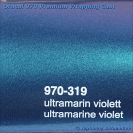 Wrap Folie Oracal Premium 970RA-319 Ultramarine Violet